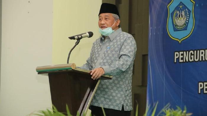 Ketua Badan Wakaf Indonesia (BWI) Pusat Prof M Nuh