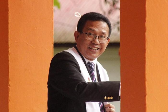 Ketua PGI Gomar Gultom