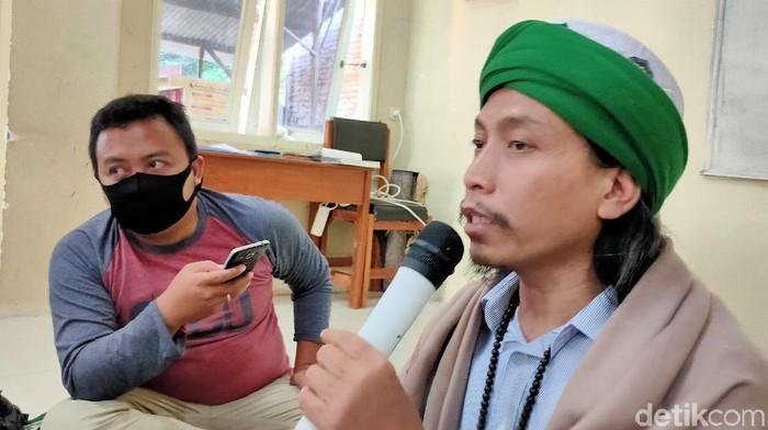 Kiai Sepuh Benda Kerep Kota Cirebon Muhtadi Mubarok Soleh
