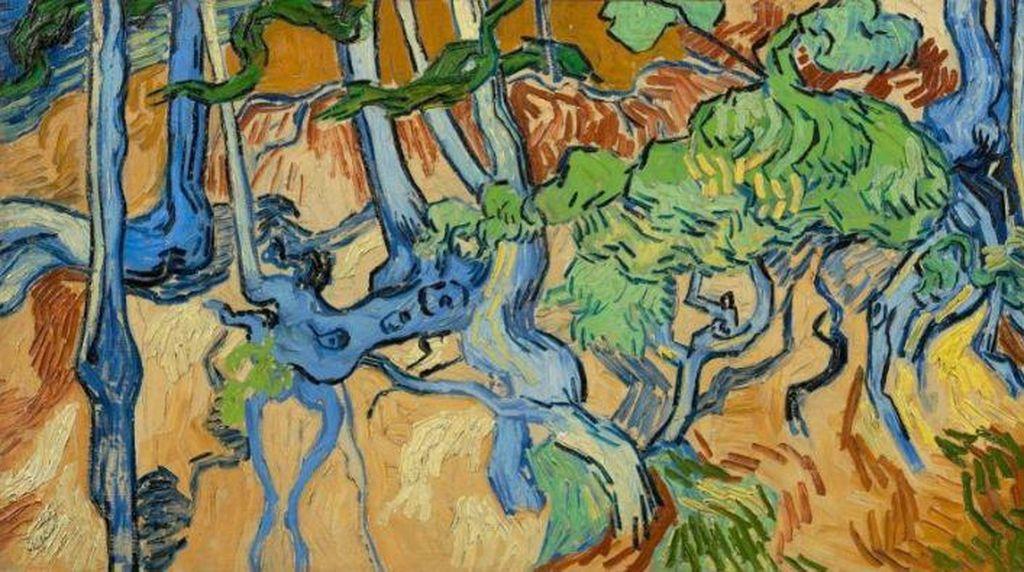 Ini Lukisan Terakhir Van Gogh Sebelum Meninggal Bunuh Diri