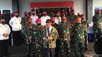 Pemerintah Segera Lanjutkan Pembahasan Perpres Pelibatan TNI Tangani Terorisme