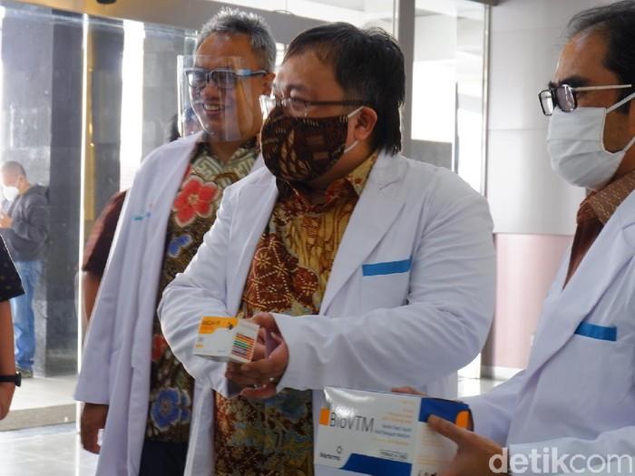 Menristek/Kepala BRIN Bambang Brodjonegoro