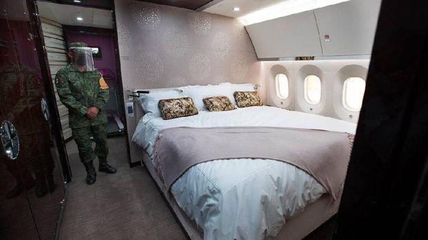 Pesawat Kepresidenan Meksiko mau dijual tapi nggak laku-laku
