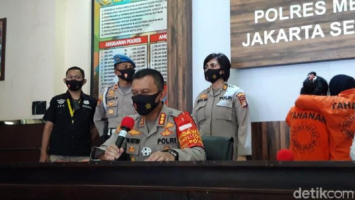 Polisi menangkap penculik bocah 3 tahun di Ulujami, Jakarta Selatan
