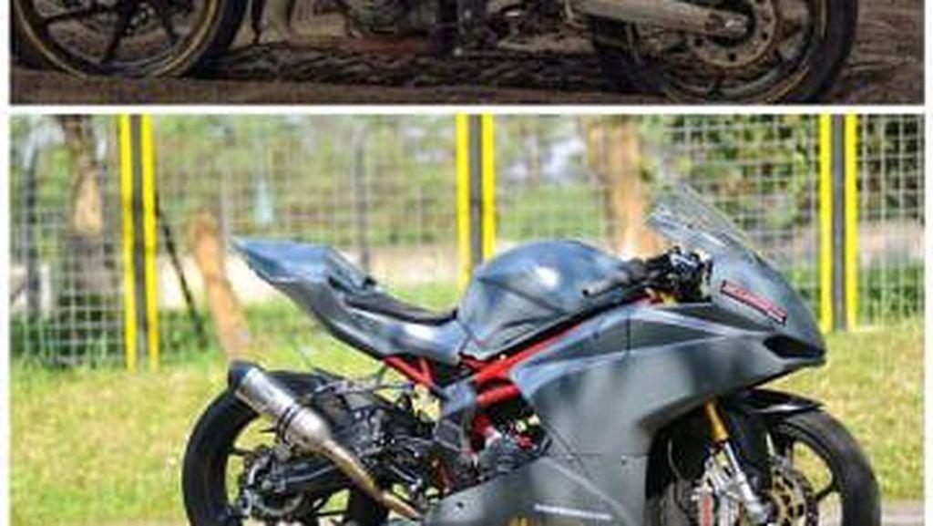 Polisi Telusuri Viral Rencana Balap Liar-Bakar Motor di Lembang