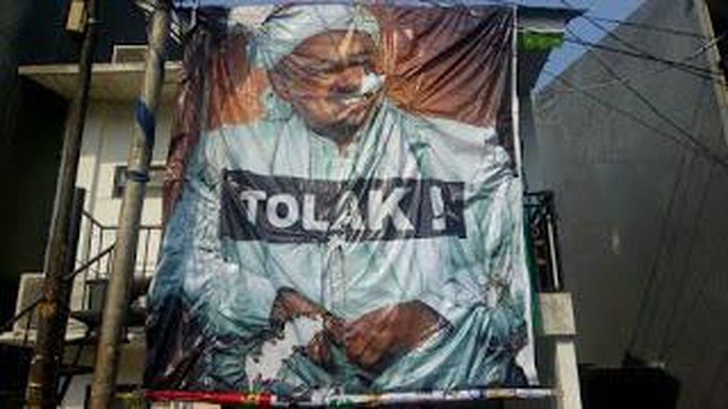 Sebut Habib Rizieq Sampah, Boedi Djarot Dipolisikan FPI