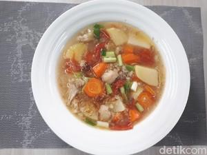 3 Resep Sop Kuah Bening Sederhana yang Lezat Buat Sahur