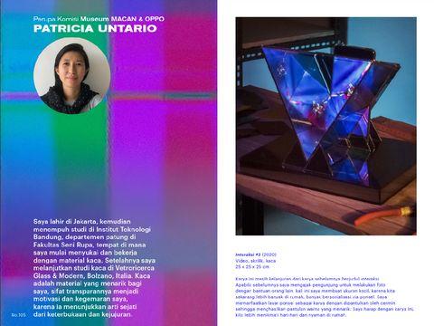 Seniman Patricia Untario