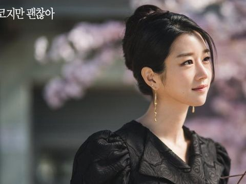Seo Ye Ji di Drama Korea It's Okay To Not Be Okay