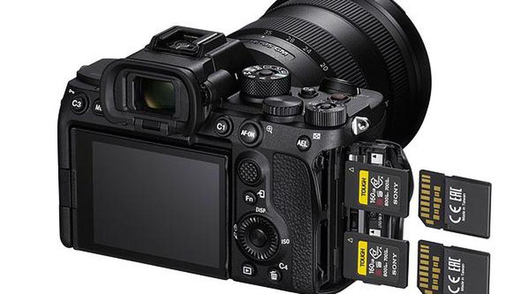 Sony Akhirnya Rilis Kamera Seri A7S Generasi Ketiga