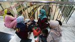 Begini Suasana Arus Mudik Idul Adha di Terminal Pulogebang