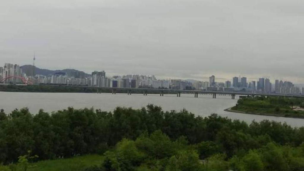 Sungai Han dan Keindahan Korea Selatan