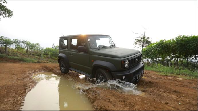 Rendering Land Rover Baby Defender