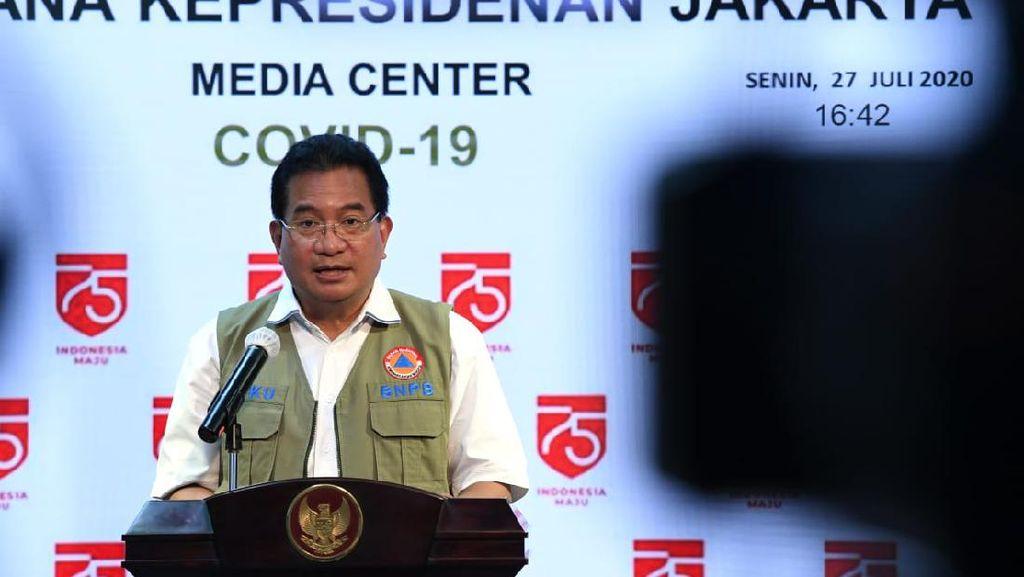 Filipina Lampaui Jumlah Tes Corona RI, Wiku: Kami Tak Akan Kalah
