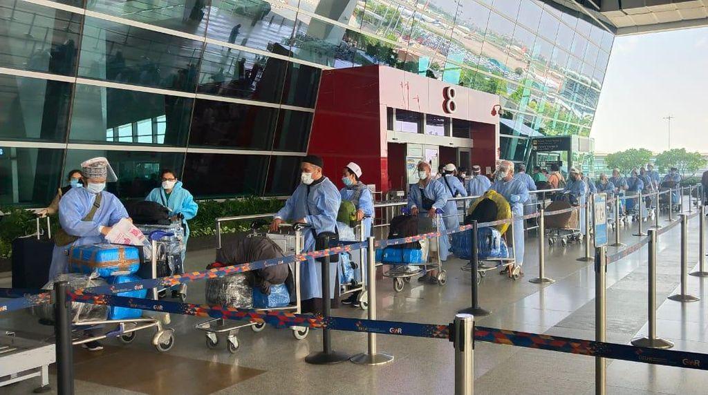 KBRI New Delhi Pulangkan 24 WNI Terdampak Lockdown di India