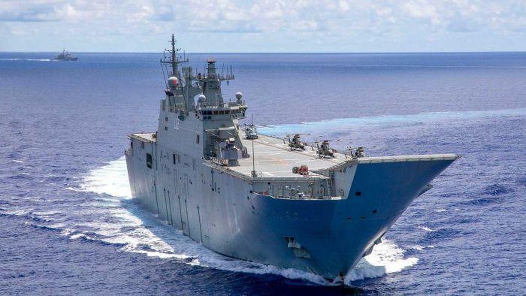 Australia Tolak Desakan Amerika Serikat untuk Lebih Tegas Menentang China