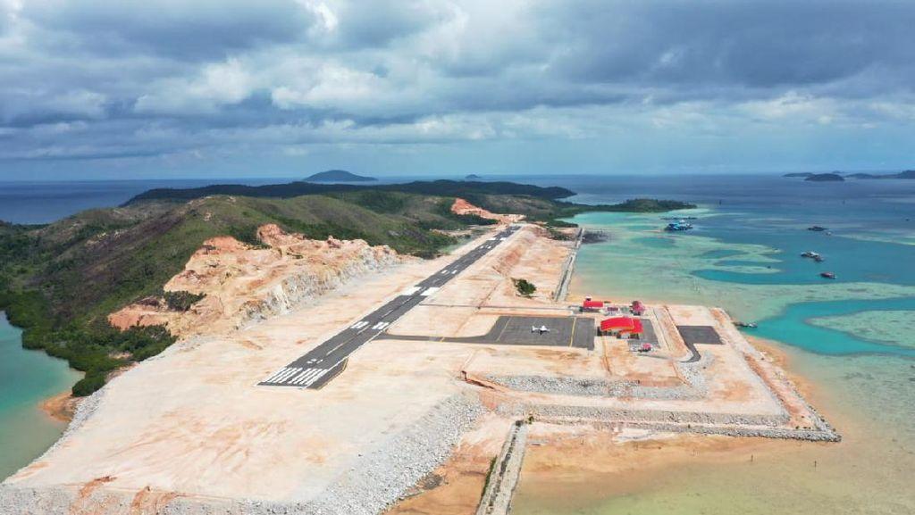 Bandara Tambelan Siap Beroperasi Layani Rute ke Tanjung Pinang