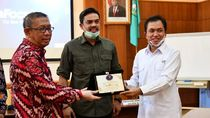 BPH Migas-Anggota Komisi VII DPR Temui Gubernur Kalbar, Bahas Apa?