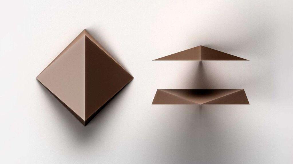 cokelat modern tesla