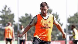 Skuad Real Madrid Sudah Berlatih Jelang Liga Champions