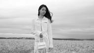10 Potret Keindahan Fashion Show di Ladang Gandum di Tengah Pandemi Corona