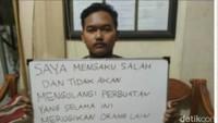 Gilang Predator Fetish Pocong di-DO, Tamat Sudah Studinya di Unair