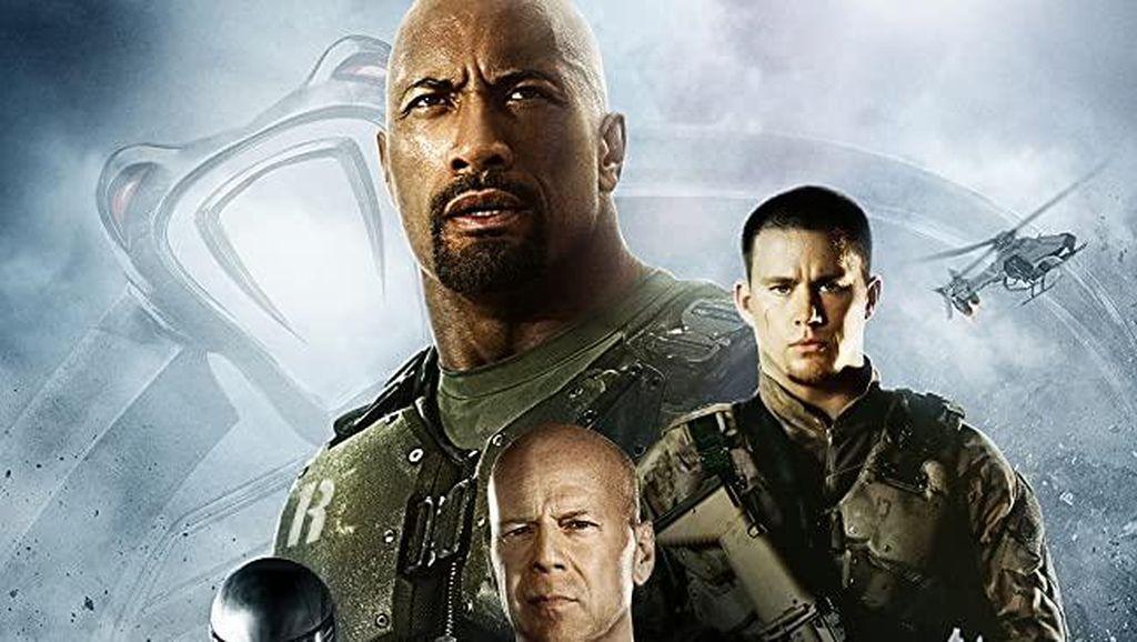 Sinopsis G.I. Joe: Retaliation, Tayang di Bioskop Trans TV Malam Ini