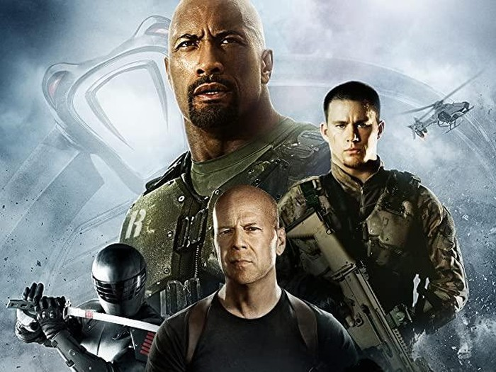 Film G.I. Joe: Retaliation