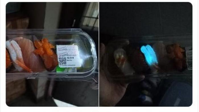 Heboh Sushi Glow In The Dark