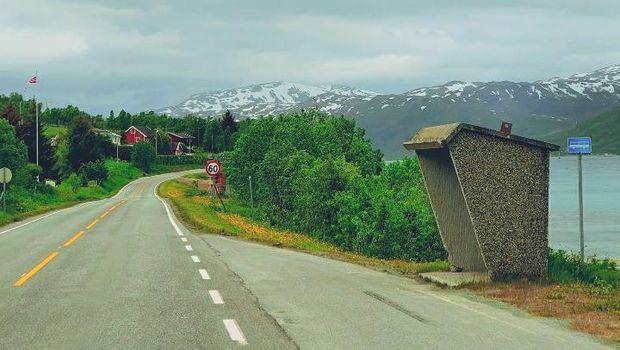 Halte di Norwegia