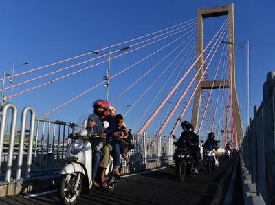 Kenali Jembatan Suramadu Madura yang Kini Ada Penyekatan Akibat COVID-19