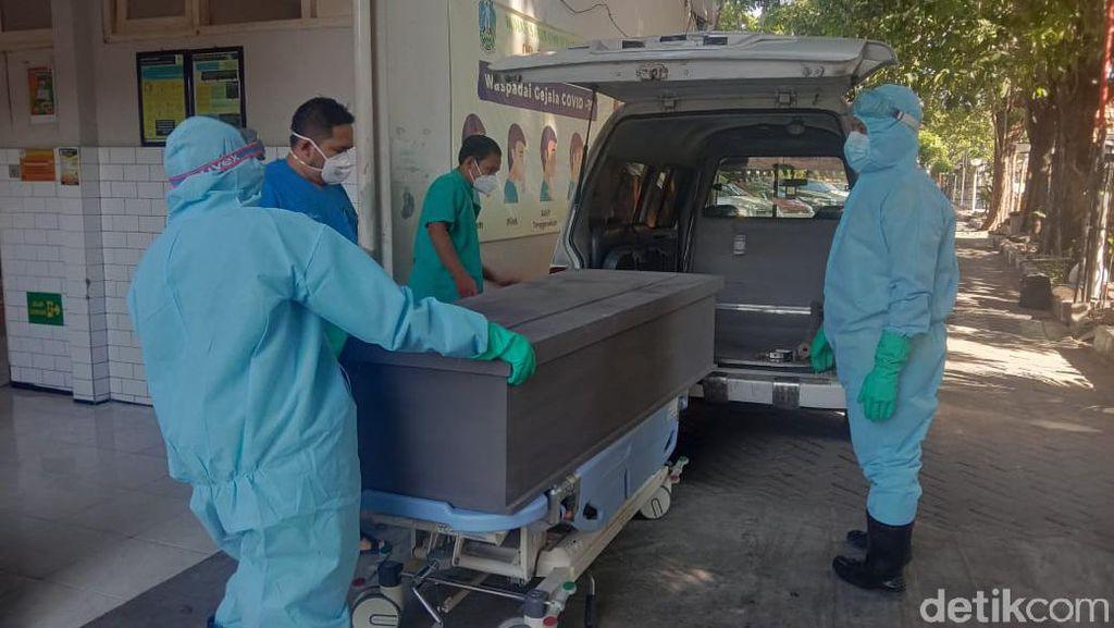 Pasien COVID-19 yang Bunuh Diri di RSU Haji Surabaya Sempat Frustrasi