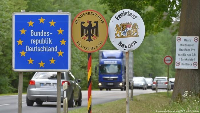 Jerman Ingin Perbatasan Internal Uni Eropa Tetap Terbuka Tanpa Kontrol Perbatasan