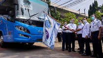 Mulai 3 Agustus, JRC Rute Bogor-Blok M dan Juanda Resmi Beroperasi