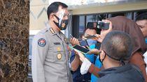 Diduga Stres, Kejiwaan Pembakar Bendera Merah Putih di Lampung Akan Dicek