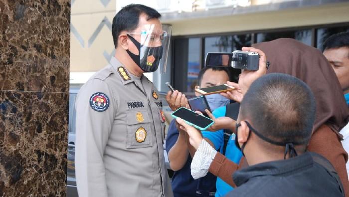Kabid Humas Polda Lampung Kombes Zahwani Pandra Arsyad.