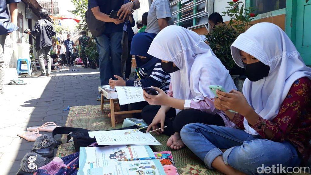 Kabar Gembira! Markas TNI di Jabar Siapkan WiFi untuk Belajar Online