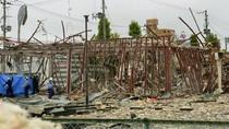 Ledakan Akibat Gas Bocor di Jepang Tewaskan 1 Orang, 17 Terluka