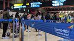 Libur Idul Adha, Bandara Soetta Ramai