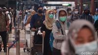 Penumpang di Bandara Soetta Cetak Rekor di Tengah Pandemi