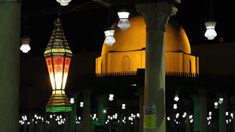 Masjid Amru bin Ash, Mesir