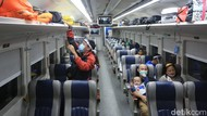 Via 2 Stasiun Ini, 7.800 Orang Tinggalkan Jakarta Jelang Long Weekend