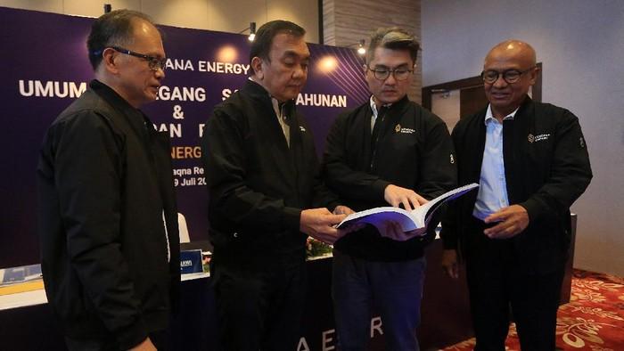 PT Kencana Energi Lestari Tbk (KEEN) menggelar Rapat Umum Pemegang Saham di Jakarta, Rabu (29/7/2020).