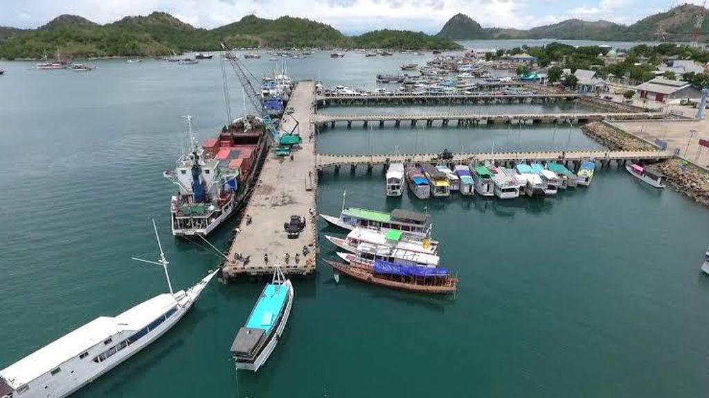 Labuan Bajo Bakal Punya Pelabuhan Multipurpose, Ini Fungsinya