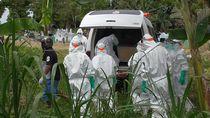 Pasien Covid-19 di Polman Wafat, Proses Pemakaman Libatkan Keluarga