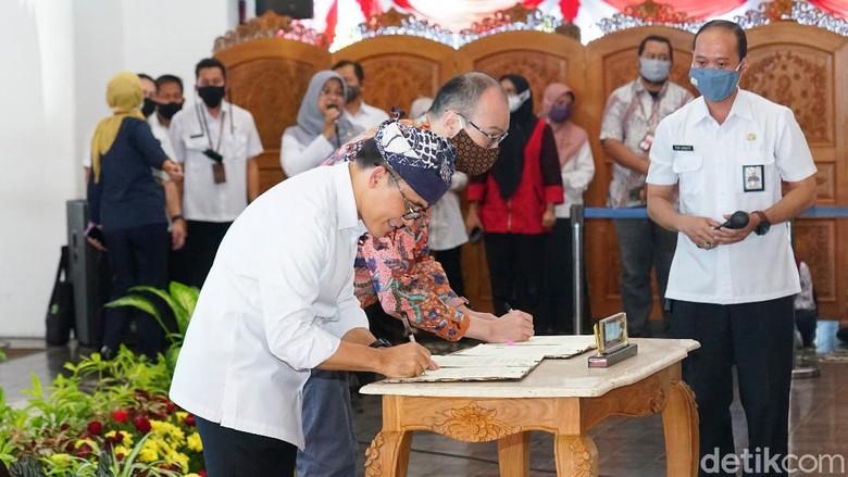 Pemkab Banyuwangi Siapkan Paket Atraksi Wisata Homestay