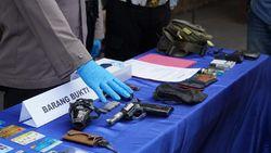 Tepergok Maling Motor di Rumah Polisi, 2 Pria Ditangkap