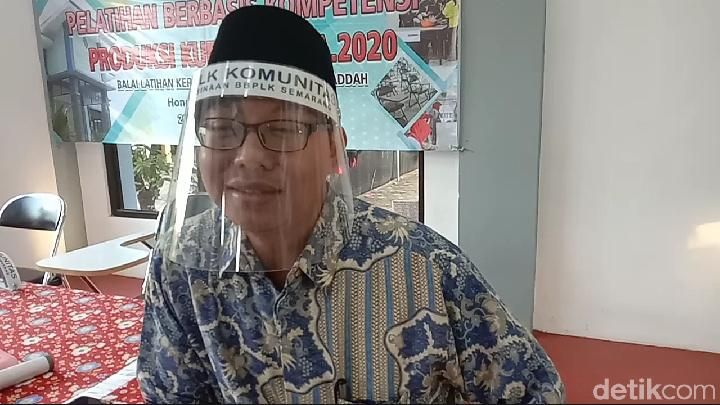 Pengasuh Ponpes Al Mawaddah, Sofyan Hadi
