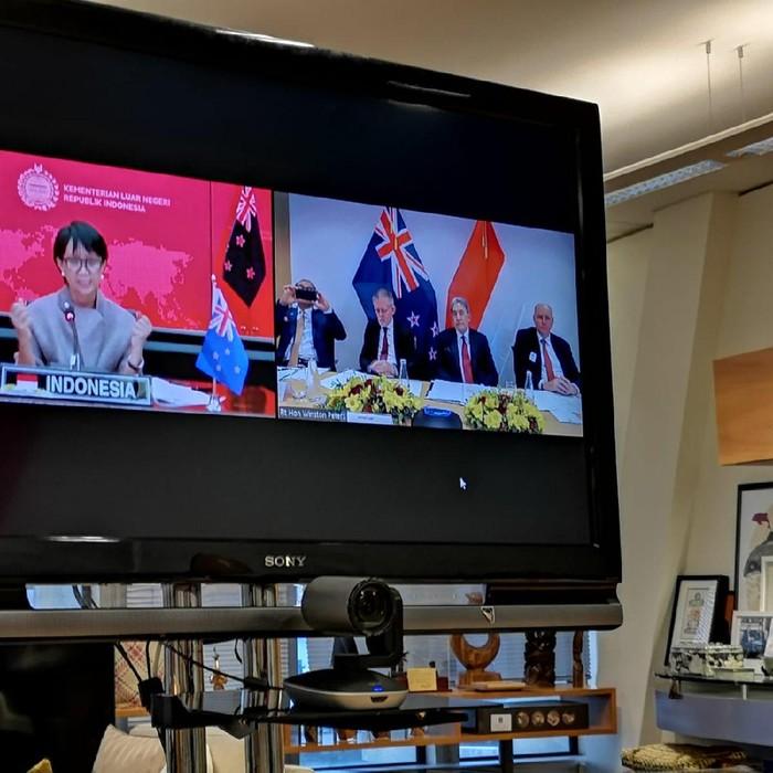 Kesepakatan Terkait Kerja Sama Bilateral Indonesia-Selandia Baru