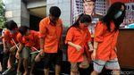 Polda Metro Amankan Ratusan Butir Ekstasi-Puluhan Kg Ganja